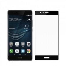 Защитное стекло 3d на весь экран для Huawei Honor 8, черное