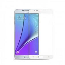 Защитное стекло 3d на весь экран для Samsung Galaxy J2 (2018) J250F белое