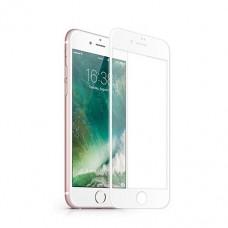 Защитное стекло Full Screen 3D для Apple iPhone 7 Plus / 8 Plus, белое