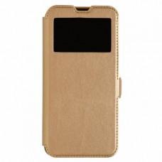 Чехол-книга Experts Book Slim case для Xiaomi Redmi Note 7, золотой