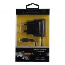 Зарядное устройство Experts micro USB
