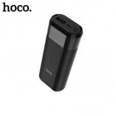 Внешний аккумулятор Hoco B35А 5200 mAh (USB выход: 5V/1A) черный