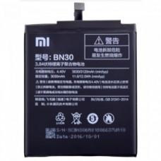 АКБ (батарея, аккумулятор) оригинальная Xiaomi BN30 3120mAh для Xiaomi Redmi 4A