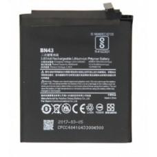 АКБ (батарея, аккумулятор) оригинальная Xiaomi BN43 4100mAh для Xiaomi Redmi Note 4X