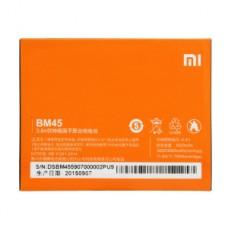 АКБ (батарея, аккумулятор) оригинальная Xiaomi BM45 3020/3060mAh для Xiaomi Redmi Note 2 (Hongmi Note 2)
