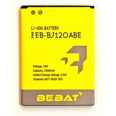 Аккумулятор Bebat для Samsung Galaxy J1 2016 (Amp 2 Express 3) (BJ120CBU)
