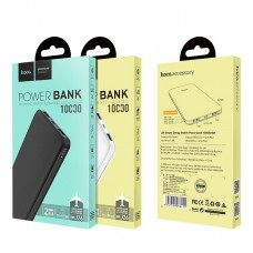 Портативное зарядное устройство Hoco Power Bank J26 10000mAh